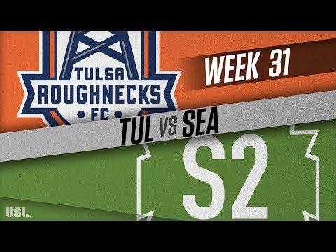 Tulsa Roughnecks FC vs Seattle Sounders FC 2: October 13, 2018