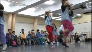全レッスン公開型アイドルユニット『フラップガールズスクール』密着取...