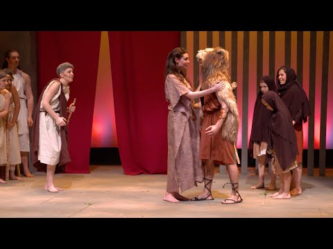 Euripides' HERAKLES: Greek Tragedy with Ancient Music