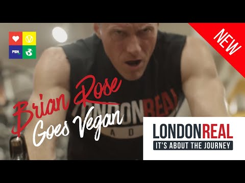 Bulletproof Coffee to Plant Based Triathlete - London Real Interview