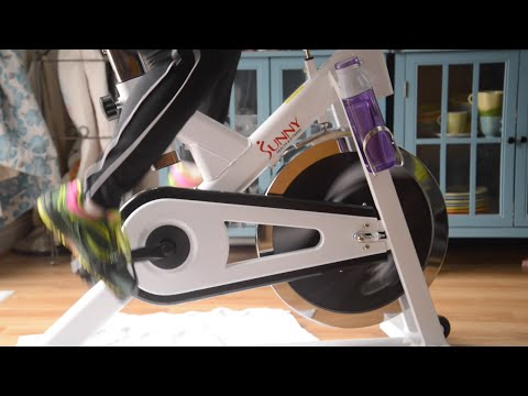 Spin Bike Review: How A Low-cost Bike And YouTube Cycling Channel Can Help You Burn Calories At Home