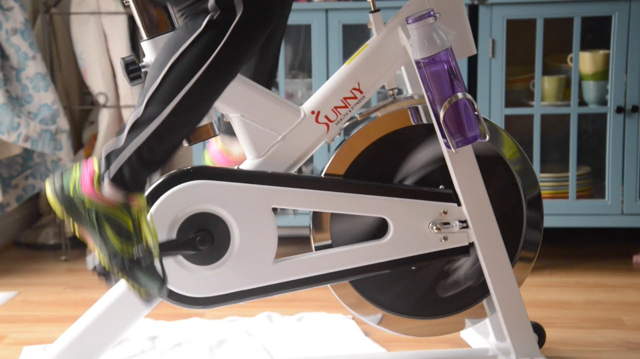 c6f53fba5a6 Spin Bike Review  How a low-cost bike and YouTube cycling channel ...