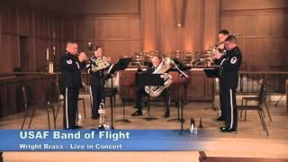 US National Anthem Star Spangled Banner USAF Band of