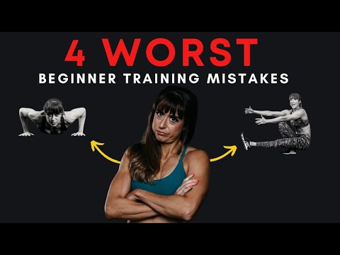 4 Common Beginner Workout Mistakes (AVOID THESE)