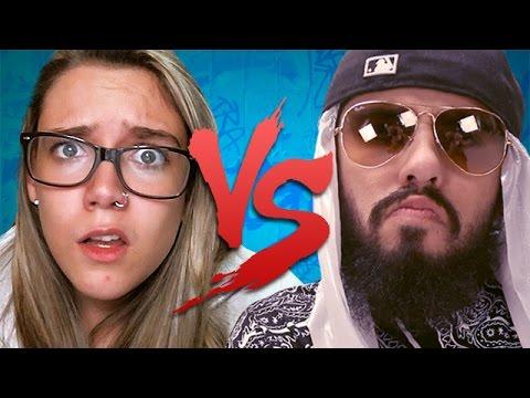 Malena0202 VS Mussoumano | Batalha De Youtubers