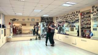 Уроки танго в Tango Corazon (Ростов-на-Дону) - резюме урока по музыкальности, январь 2015г.