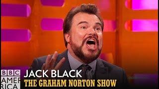 Jack Black Teases