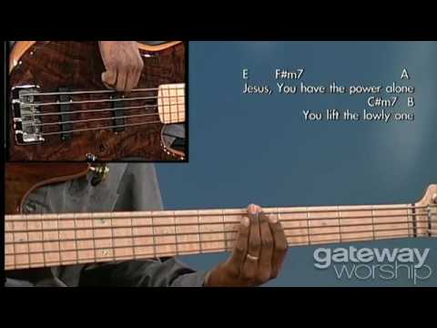 When I Speak Your Name - BASS - Worship Team Director