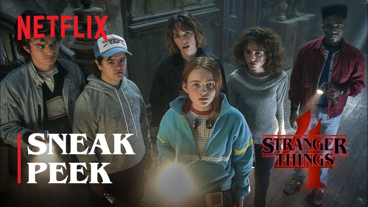 'Stranger Things' Season 4 To Premiere In 2022; New Teaser ...