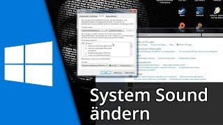 Windows Tutorial | System-Sounds ändern/abstellen [Deutsch/HD]