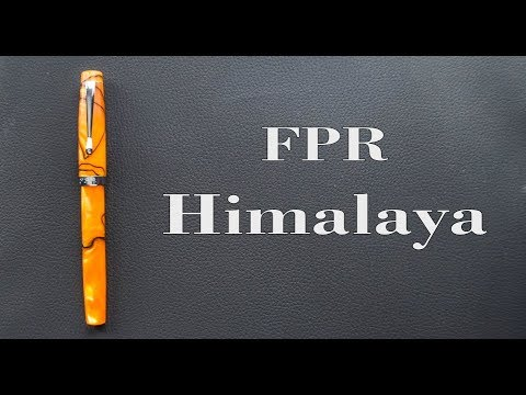 FPR Himalaya Review...and a giveaway