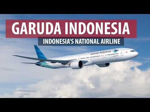 Garuda Indonesia: Indonesia's National Airline (Asia's Airlines)