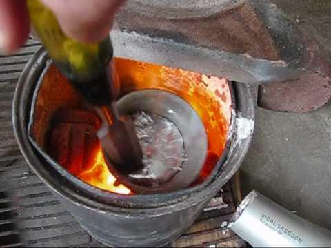 backyard metalcasting foundry youtube