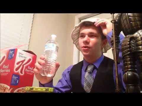 Seger Bayer-Awesome Treasurer Speech 2016 -Kingwood Christian School-