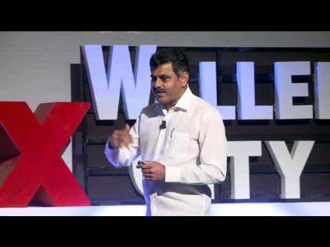 The need for urgent innovation in WASH | Konda Vishweshwar Reddy | TEDxWalledCity