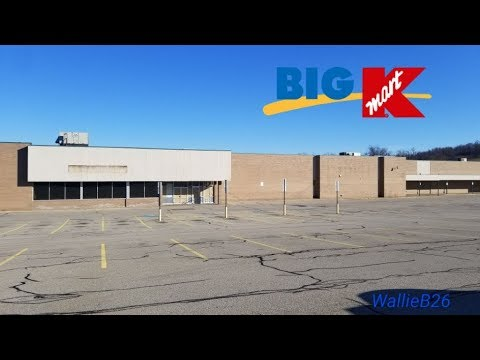 Return To The Now Abandoned Kmart In Belle Vernon, Pa