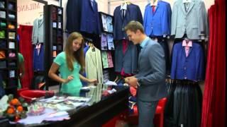 Мужские костюмы и мужские рубашки, пальто, галстуки, ремни от лучших дизайнеров!