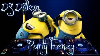 DJ DILLON - PARTY FRENZY (HIP HOP, RNB, DANCEHALL & SOCA MIX)