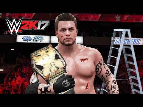WWE 2K17 - WINNING THE CHAMPIONSHIP BELT!! WWE 2K17 MY CAREER MODE EP 8! (WWE 2K17 Gameplay)