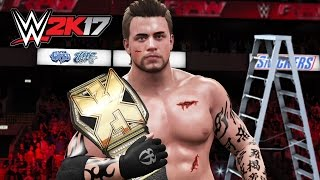 Download Video WWE 2K17 - WINNING THE CHAMPIONSHIP BELT!! WWE 2K17 MY CAREER MODE EP 8! (WWE 2K17 Gameplay) MP3 3GP MP4