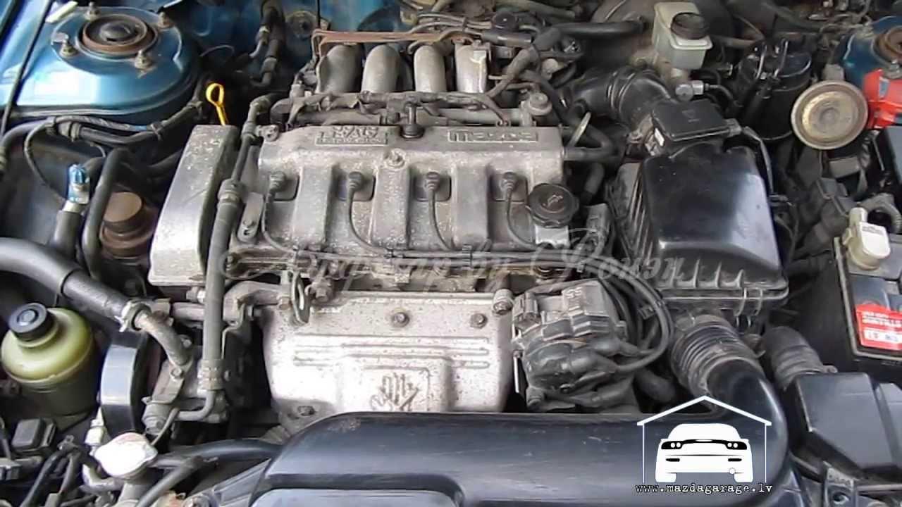 Mazda 626GE   Замена РКМН   Результат