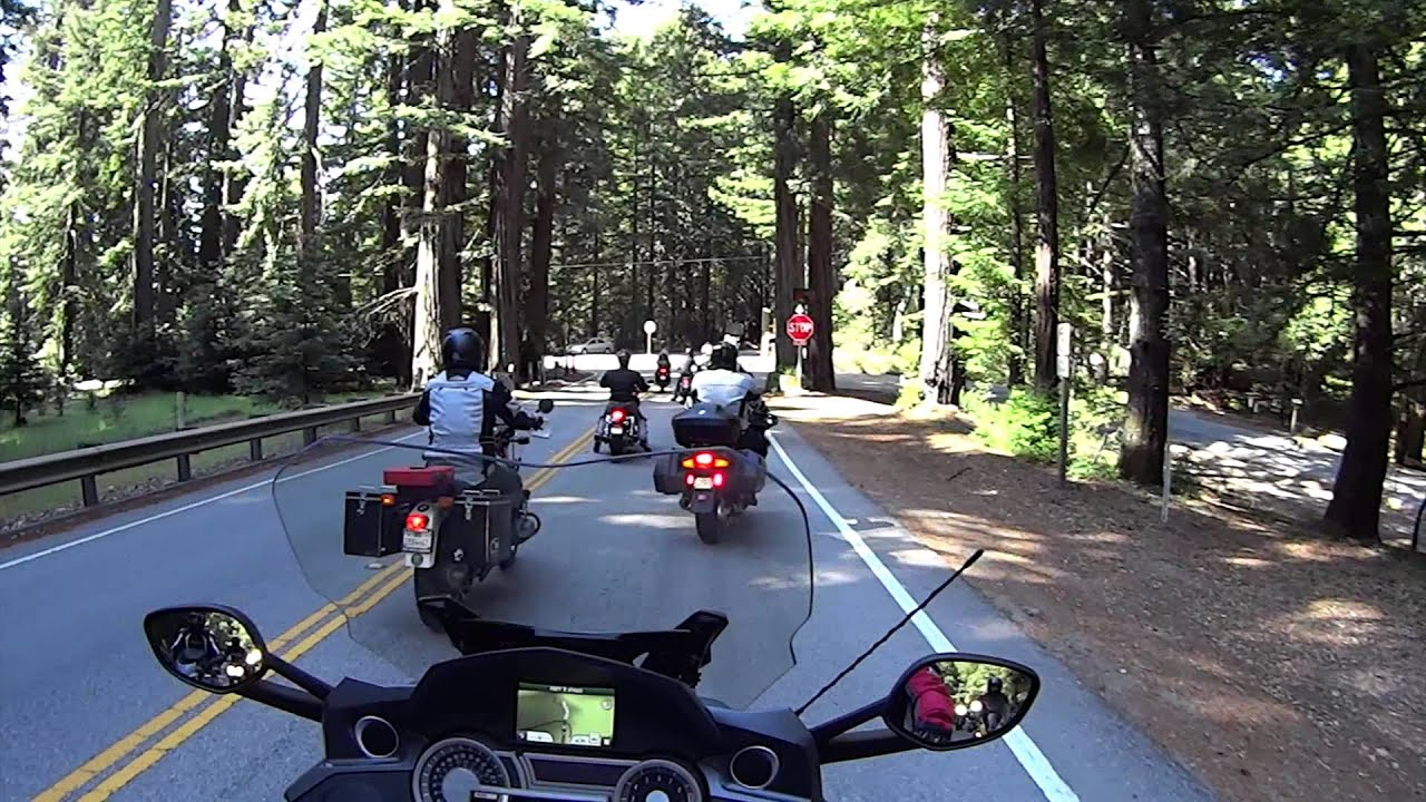 Bmw Mountain View Ca CalMoto Ride From To Alice Restaurant