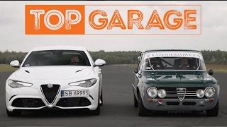 Alfa Romeo Giulia Q vs Alfa Romeo Giulia Super 1300 | Top Garage