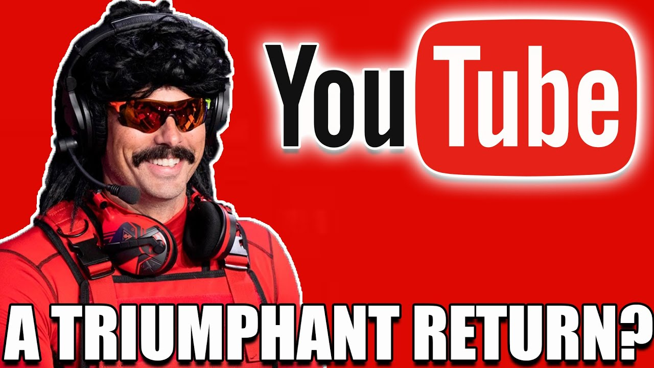 Dr Disrespect hints at return to streaming in Instagram video ...