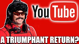 Dr Disrespect Made A New YouTube Video. Is He Hinting At A Comeback?