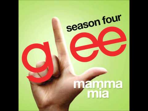 Glee - Mamma Mia (DOWNLOAD MP3+LYRICS)