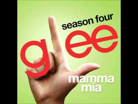 Glee - Mamma Mia (DOWNLOAD MP3+LYRICS)