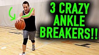 3 RARE Moves to Break Ankles Easily   Basketball Scoring Moves