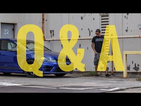 Most expensive USELESS mod? | Q&A | MK7 Golf R