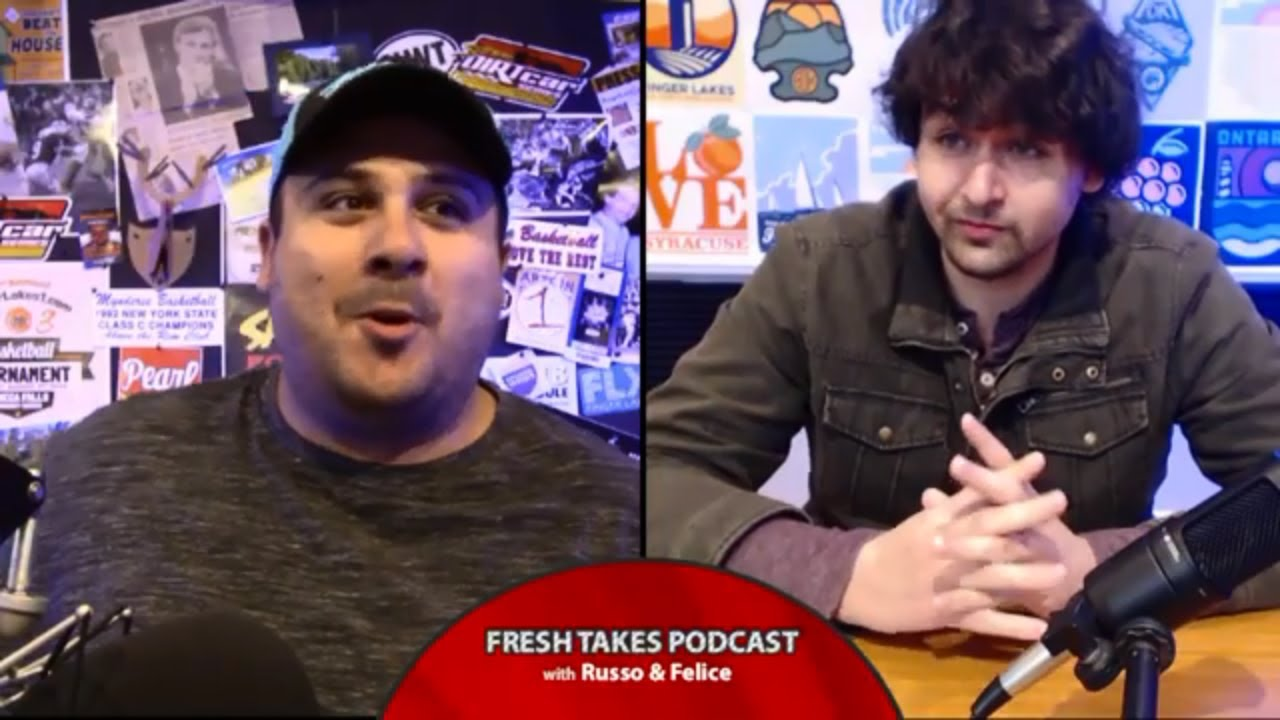 FRESH TAKES w/ RUSSO & FELICE: World Series Preview & NBA Kick-Off (podcast)