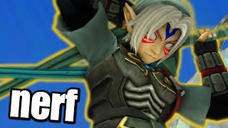 FIERCE DEITY LINK BUT BROKEN - Project M Remix Edition