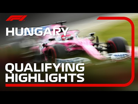 2020 Hungarian Grand Prix: Qualifying Highlights
