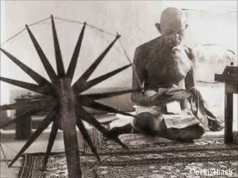 gandhi and his non violent action in india
