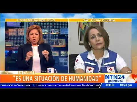 """""""Esto debe ser una preocupación del mundo"""": Gladys Navarro Uribe"""