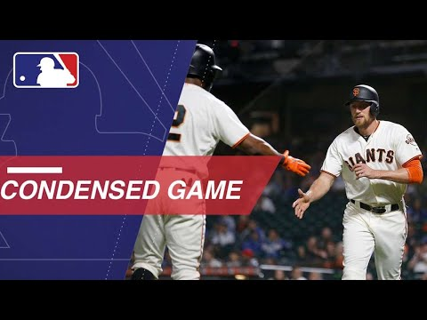 Condensed Game: LAD@SF 9/11/17