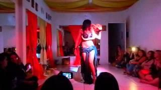 Dança com Serpente Thot com Giselle Kenj na Noite das Estrelas no espaço Fla Gagliarde 23 mar2014 Thumbnail