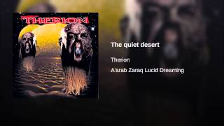 The quiet desert