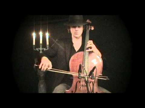 """Obscura"" by Adam Hurst ~ World Cello, Middle Eastern"