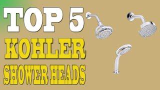 Best Kohler Shower Heads 2020 – Top 5 Shower Heads Review