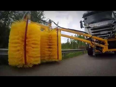 Видео Дорожного металлического ограждения барьерного типа по гост 26804 86 группы 11дд