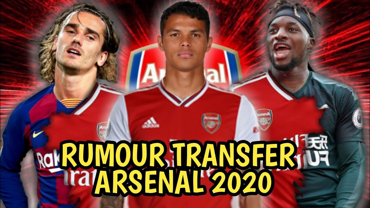 Pemain Incaran Arsenal Musim Panas 2020