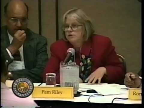 10th Envisioning California Conference 1998: Panel 3/10 - Is Public Education Fixable?