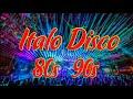 TOP Retro MegaMix Golden Oldies Disco of 80s & 90s Euro II Best Of Italo Disco Dance Remix 80s & 90s