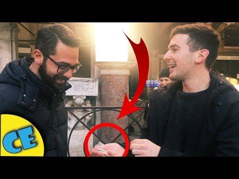 Europeos Adivinan El VALOR DEL PESO ARGENTINO! | Venecia