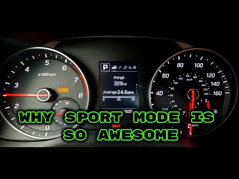What Your Car's Sport Mode Does For You