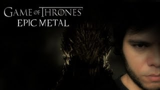 Game of Thrones - Rains of Castamere - Epic Metal